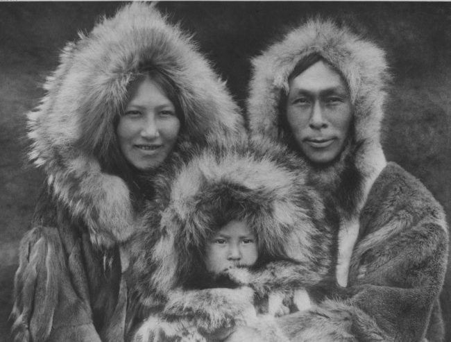let's not forget that the fur trade supports land-based cultures and local indigenous populations contributing to environmental conservation that would be hurt by faux fur