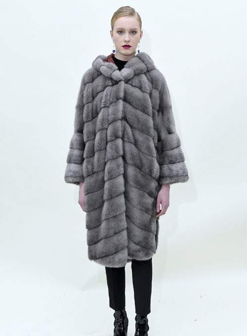 Real fur vs. faux fur Helen Yarmak RTW Fall 2017