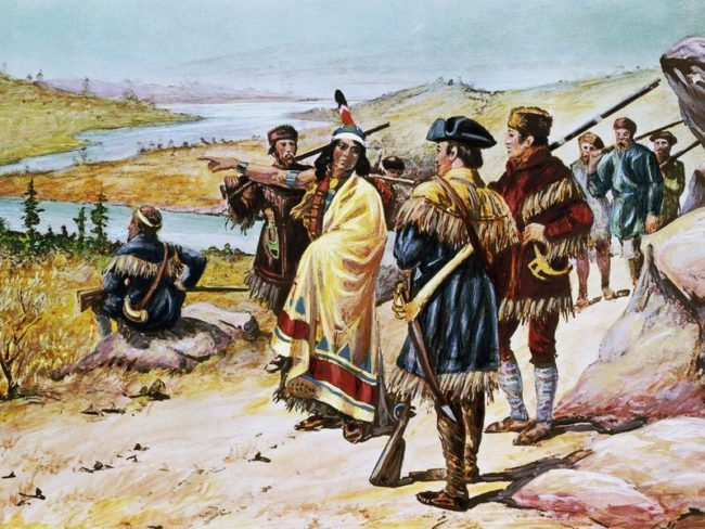 4th of July fur trade history