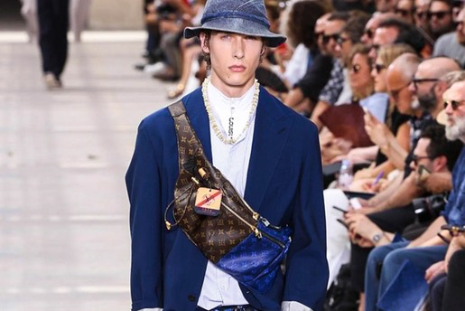 Louis Vuitton Men's Spring/ Summer 2018