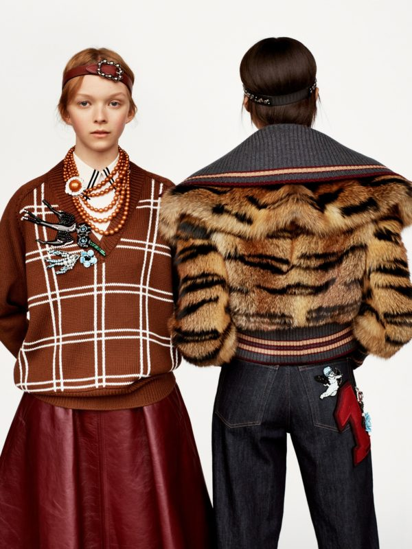 luxury fashion Miu Miu Pre-Fall 2017