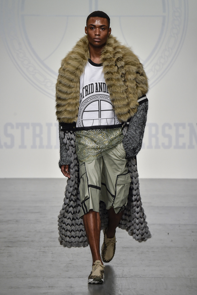 Luxury fashion Astrid Andersen Men's Spring 2018