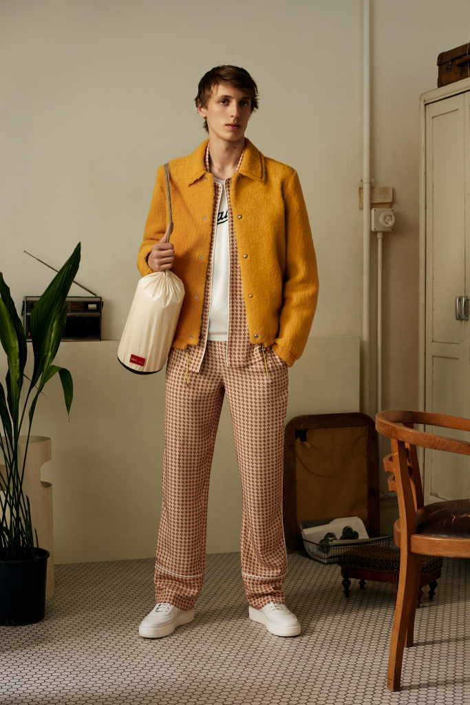 Bally Men's Spring/ Summer 2018
