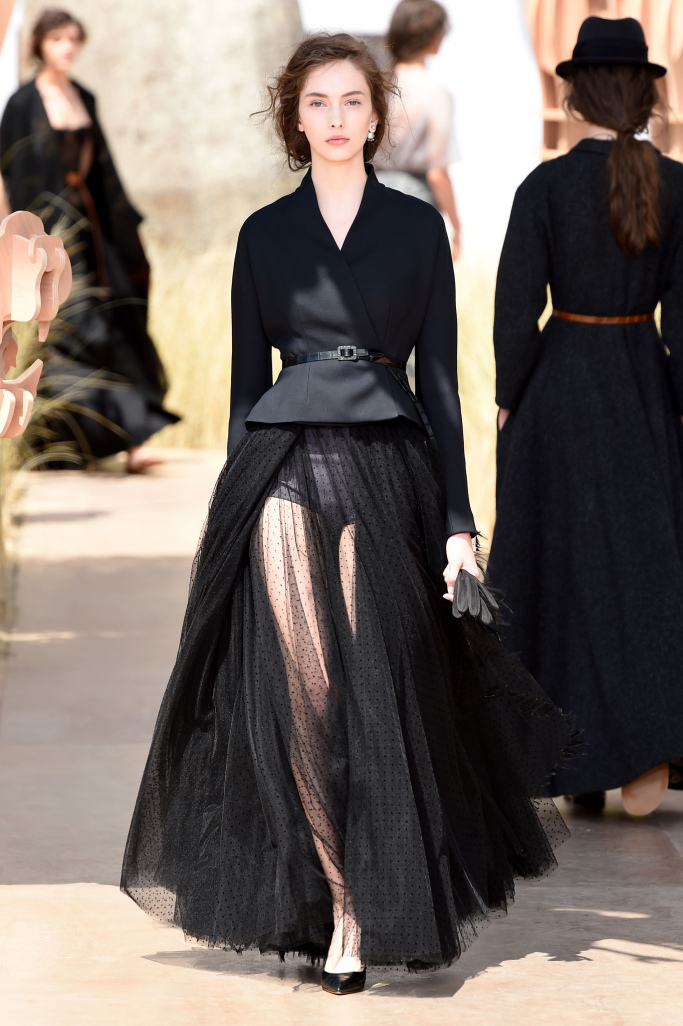 DIOR Haute Couture Fall 2017 Luxury Fashion