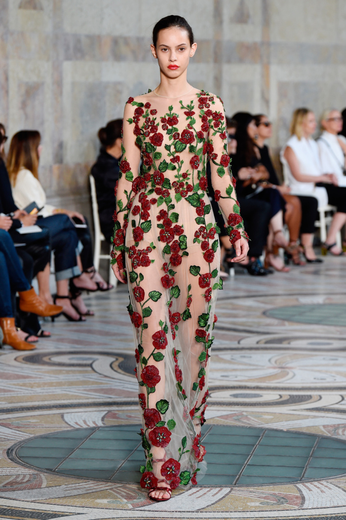 Giambattista Valli Haute Couture Fall 2017 Luxury Fashion