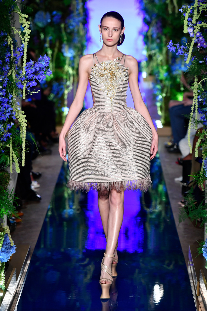 Guo Pei Haute Couture Fall 2017