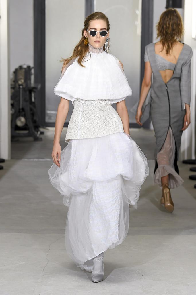 Maticevski Haute Couture Fall 2017