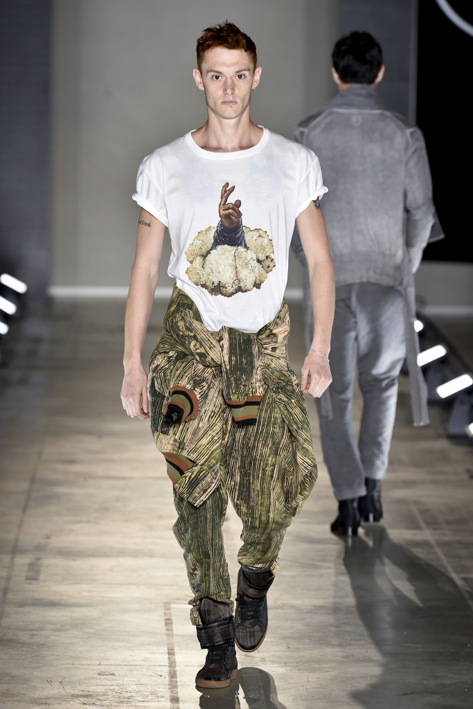 Poan Men's Spring/ Summer 2018