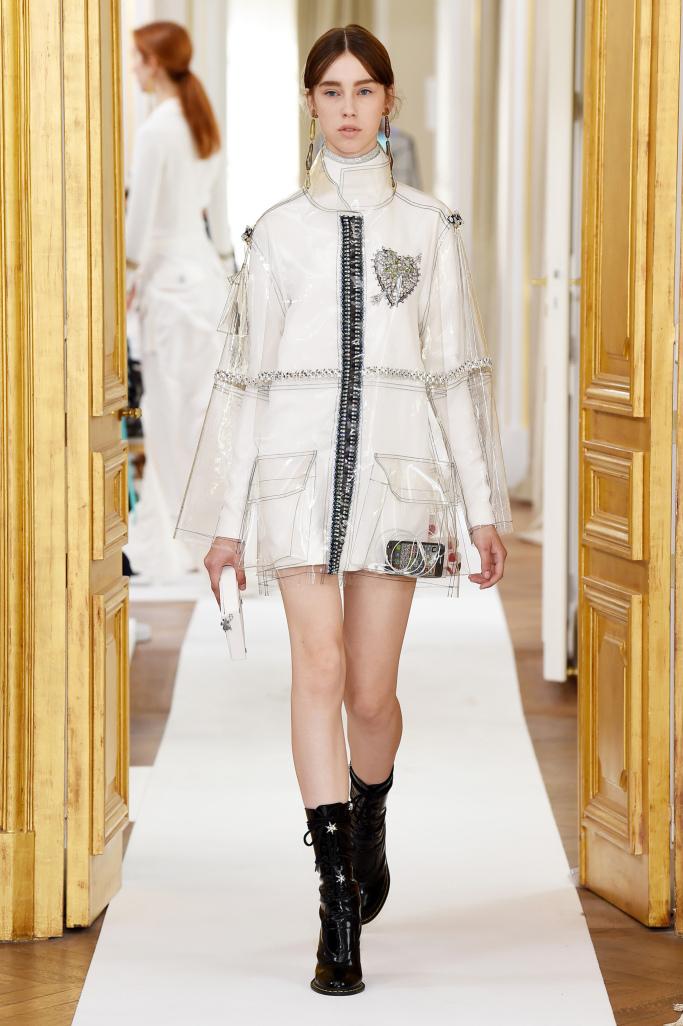 Schiaparelli Haute Couture Fall 2017