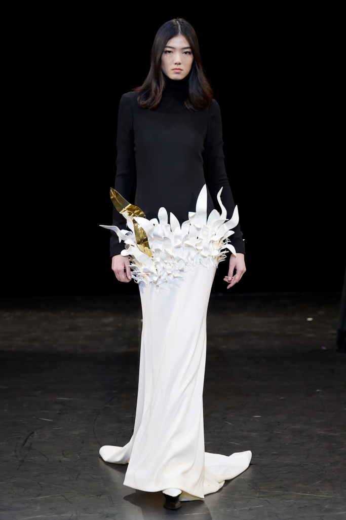 Stéphane Rolland Haute Couture Fall 2017 Trends