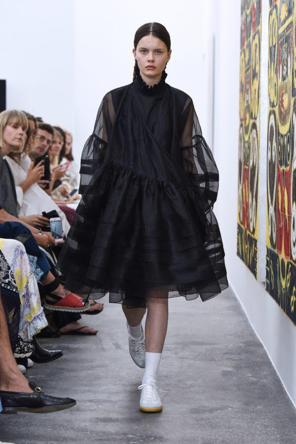 Cecilie Bahnsen Copenhagen Fashion Week Spring Summer 2018