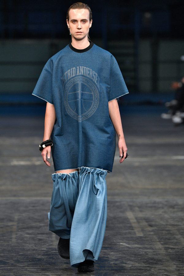 Astrid Andersen Copenhagen Fashion Week Spring Summer 2018