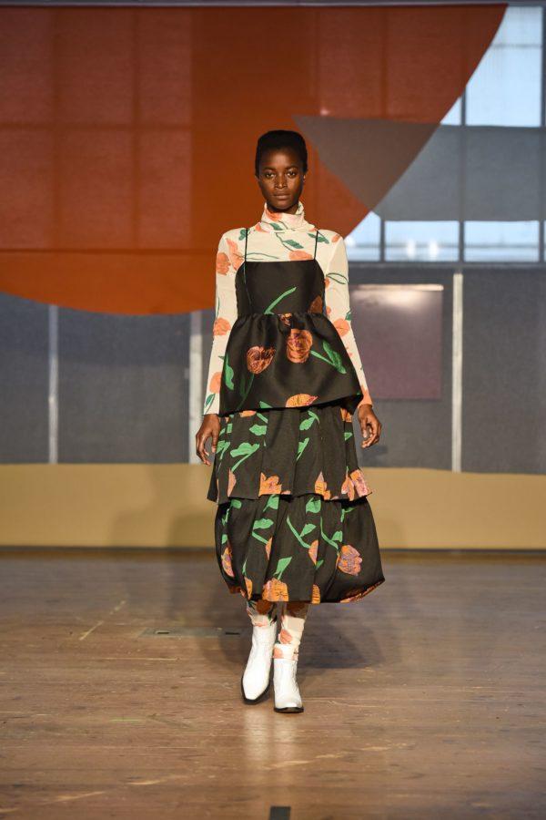 Ganni Copenhagen Fashion Week Spring Summer 2018