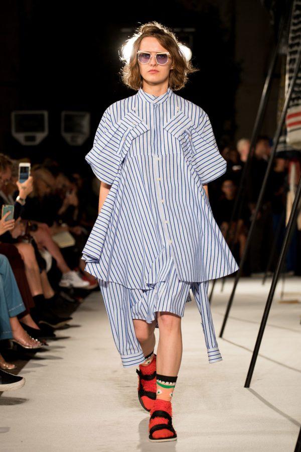 Henrik Vibskov Copenhagen Fashion Week Spring Summer 2018