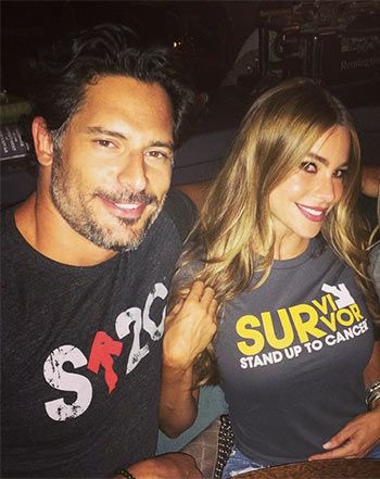As a longtime cancer survivor herself, Sofia Vergara is always on hand to lend support to cancer research