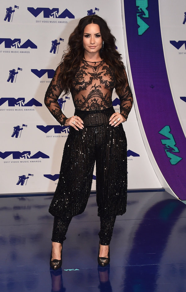 Demi Lovato 2017 Video Music Awards