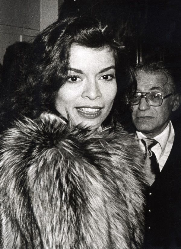 Bianca Jagger, 1979 last solar eclipse style