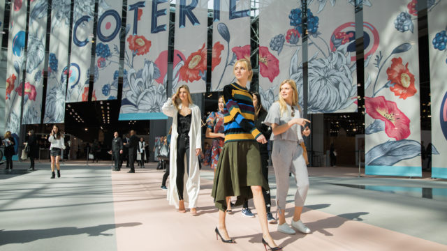 Coterie luxury fashion trends beyond the runway