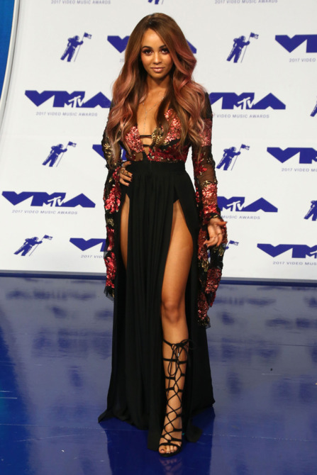 Vanessa Morgan 2017 Video Music Awards