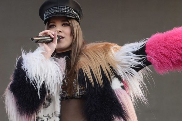 Hailee Steinfeld Performs at 2016 L.A. Pride in the Perfect Outfit age appropriate style