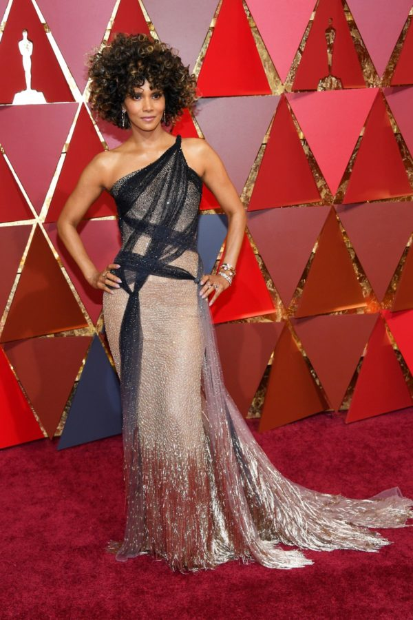 Halle Berry in Atelier Versace age appropriate style