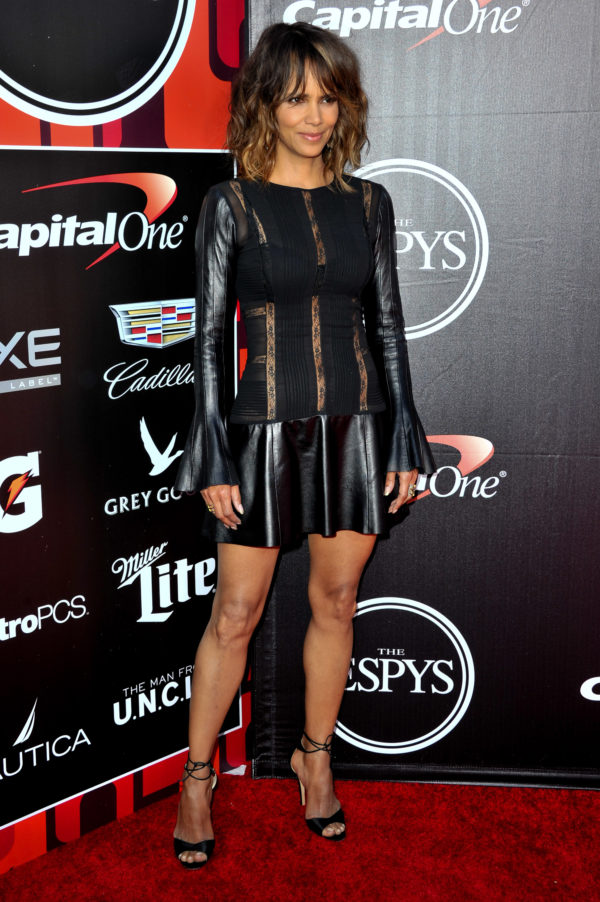 Halle Berry appropriate style 2015 Espy Awards