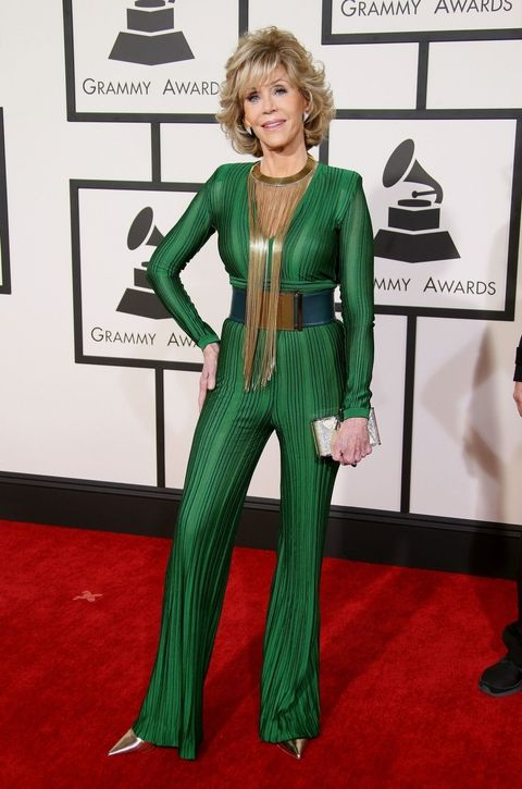 Jane Fonda at 78. Age Appropriate Style