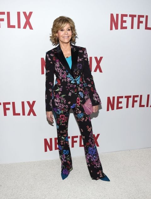 Jane Fonda at 79. Age Appropriate Style