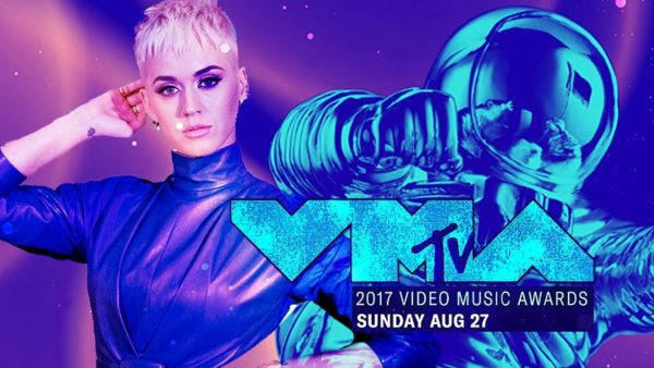 Katy Perry hosted the 2017 Video Music Awards