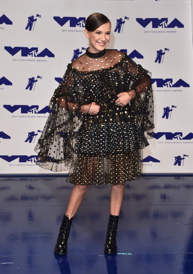 Millie Bobby Brown 2017 Video Music Awards