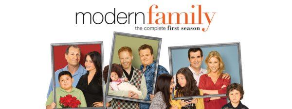Modern Family Season 1 promo picture featuring Sofia Vergara