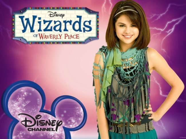 Selena Gomez played Alex Russo on the Disney show Wizards of Waverly Place from 2007 - 2012