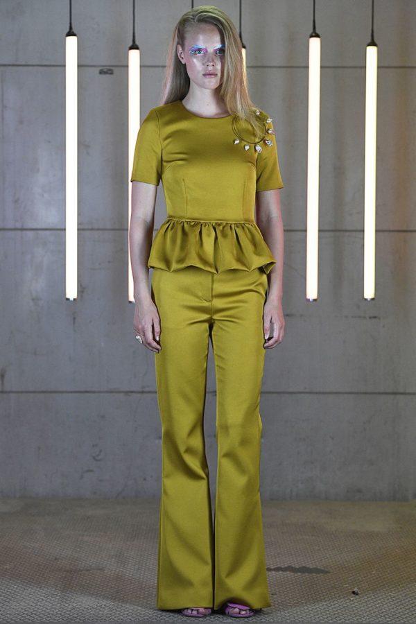 Stine Goya Copenhagen Fashion Week Spring Summer 2018