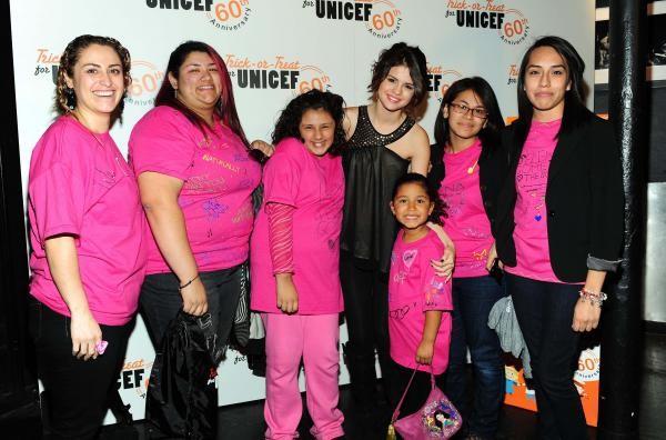 UNICEF Charity Concert Oct 2010 Selena Gomez