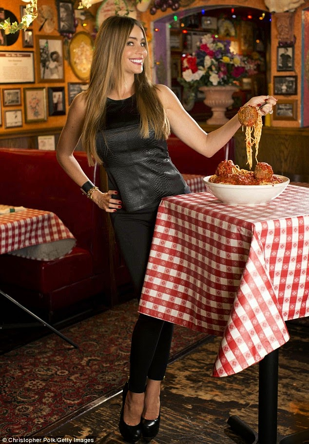 "In 2014 Italian eatery Buca di Beppo is partnered with actress Sofia Vergara in the ""Meatballs 4 Ninos"" campaign, in which $1 of every meatball appetizer, entree or side dish order is given to St. Jude Children's Research Hospital."