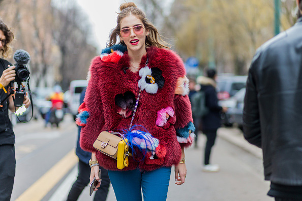 Chiara Ferragni Fashion influencer style influencers