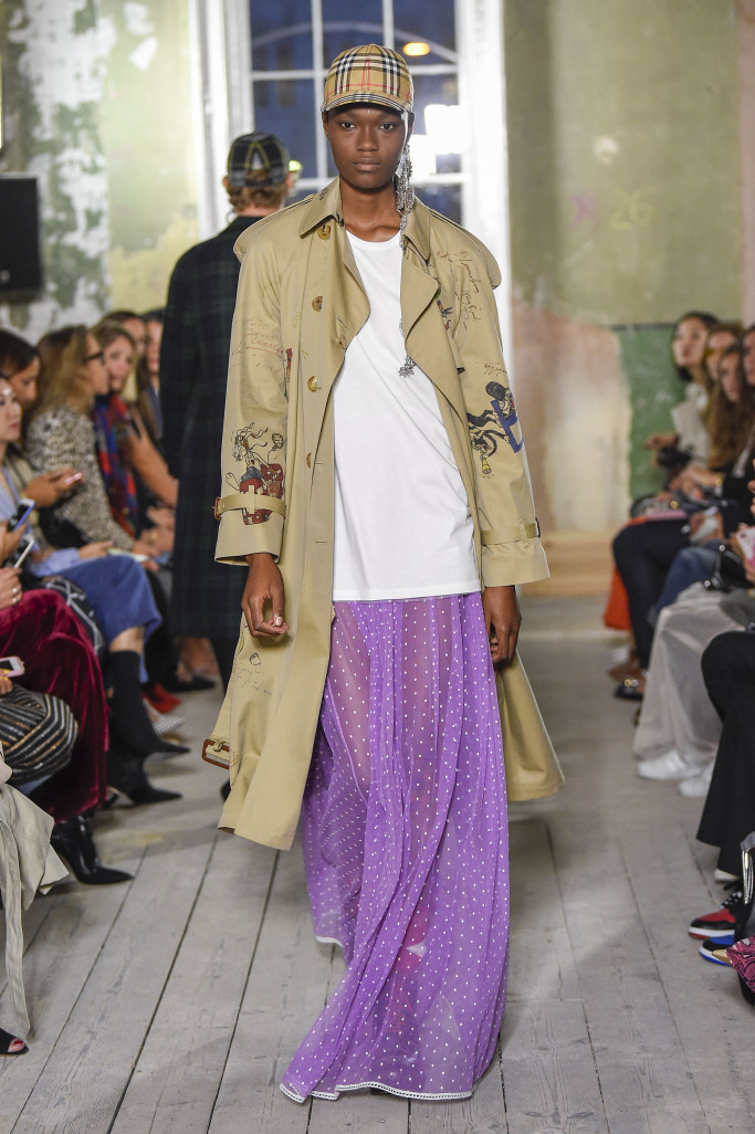 Burberry RTW London Spring Summer 2018