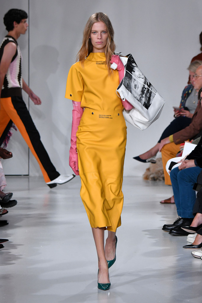 Calvin Klein RTW Spring/ Summer 2018