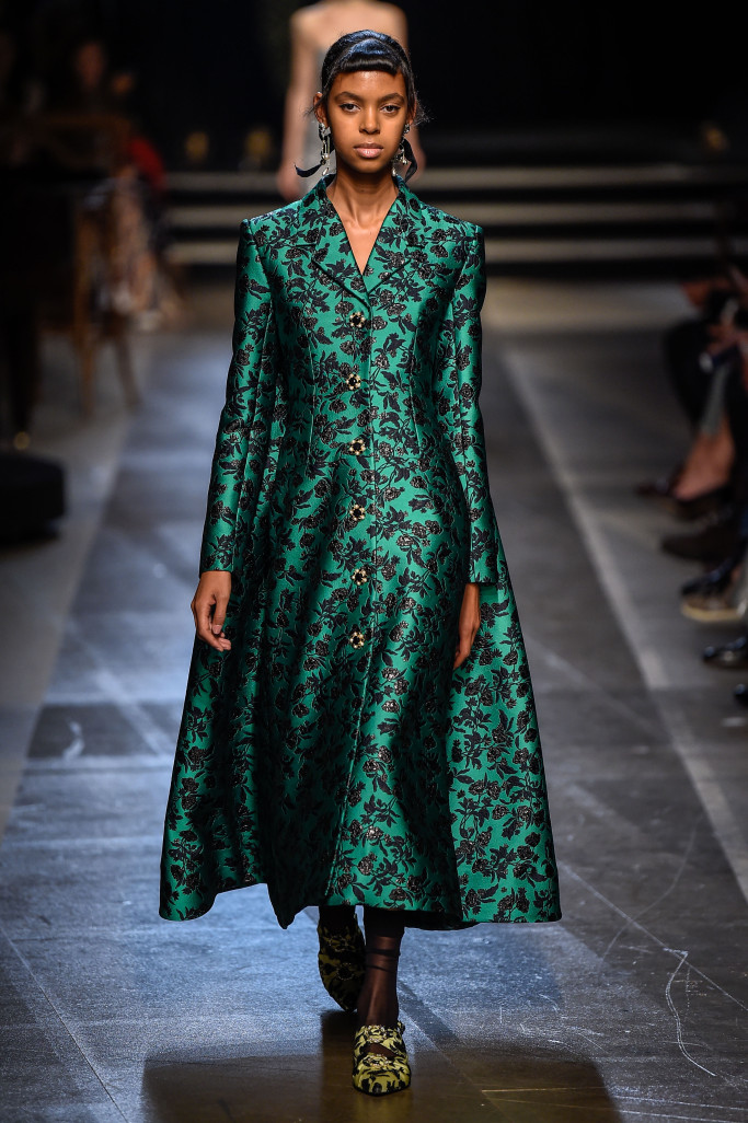 Erdem RTW London Spring Summer 2018