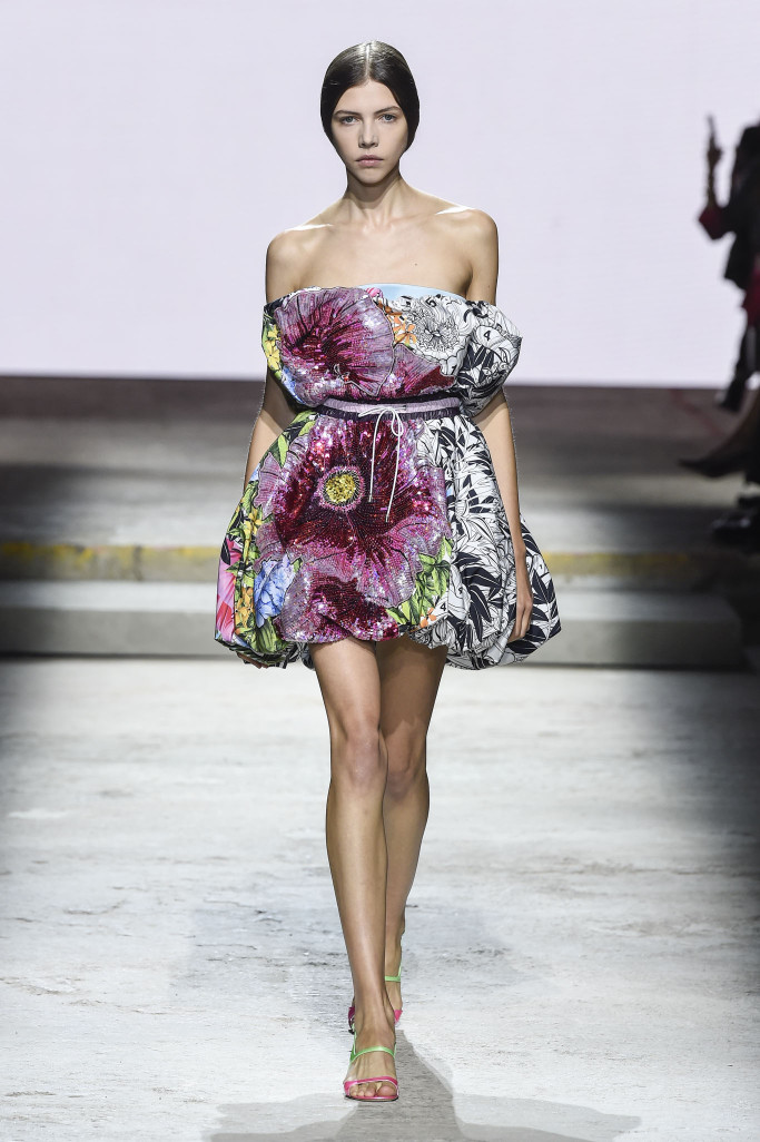 Mary Katrantzou RTW London Spring Summer 2018