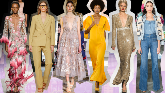 New York Fashion Week Highlights: Trends for Spring / Summer 2018