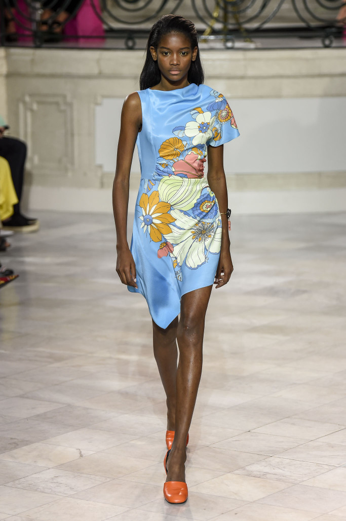 Peter Pilotto RTW London Spring Summer 2018