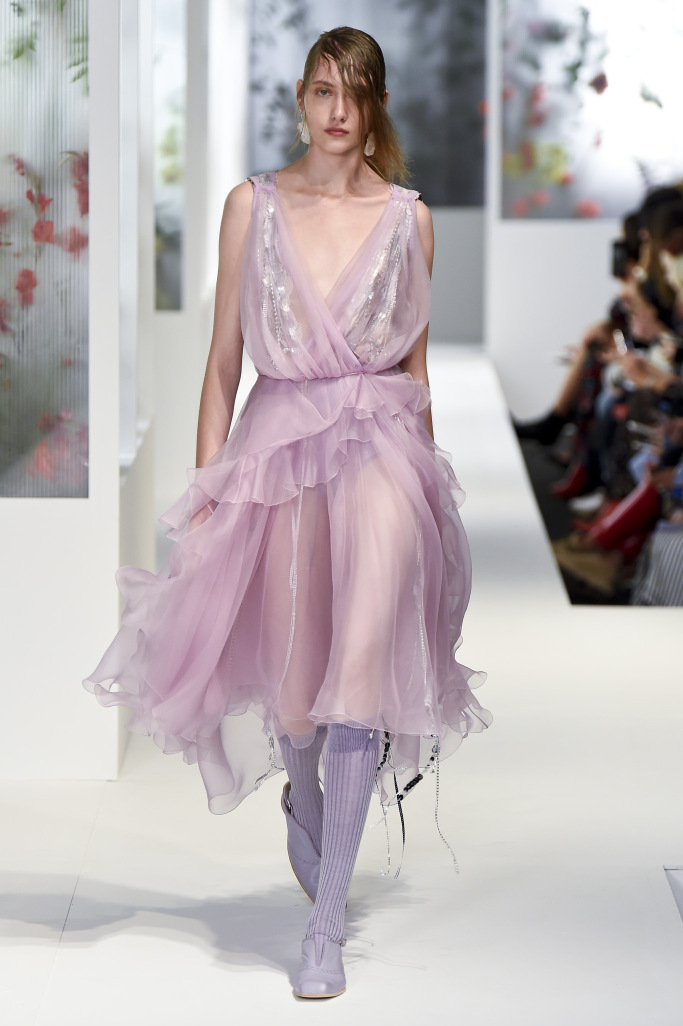 Preen by Thornton Bregazzi RTW London Spring Summer 2018