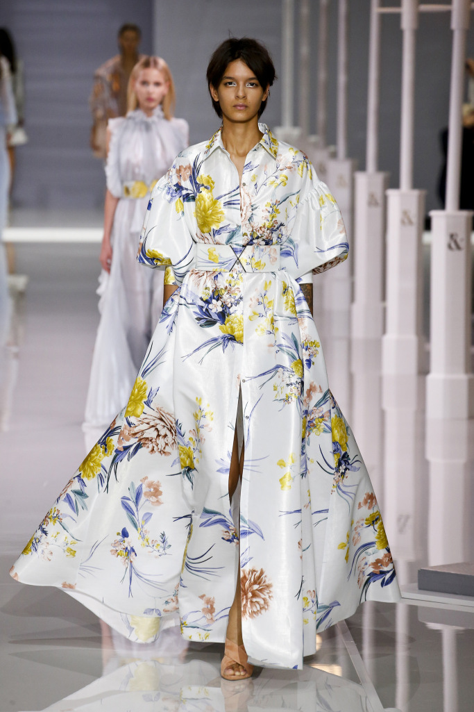 Ralph & Russo London Spring Summer 2018