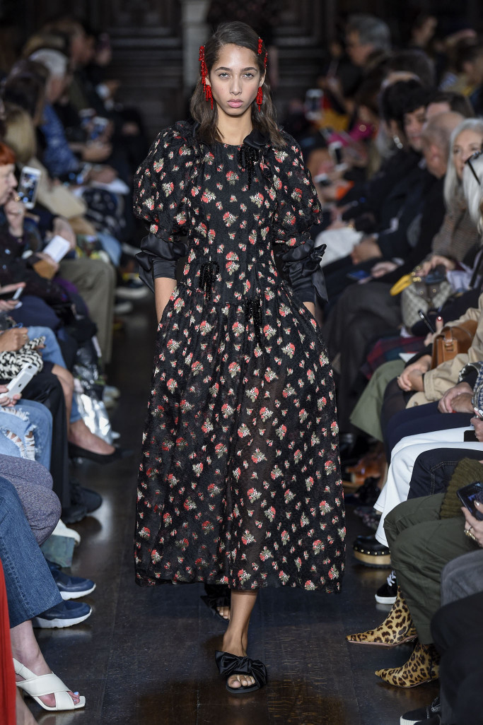 Simone Rocha RTW London Spring Summer 2018