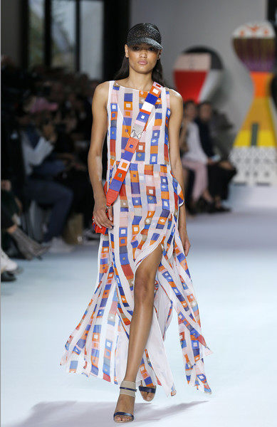 Akris RTW Paris Spring Summer 2018