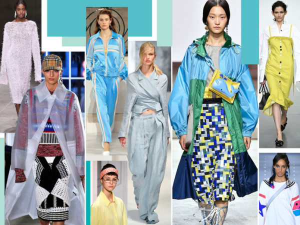 As devotees of American fashion this is tough to admit, but for  spring summer 2018 London Fashion Week is crushing New York in every way.