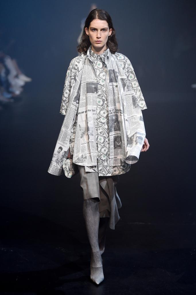 Balenciaga RTW Paris Spring Summer 2018