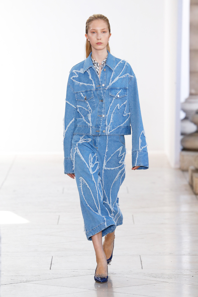 Christian Wijnants RTW Paris Spring Summer 2018