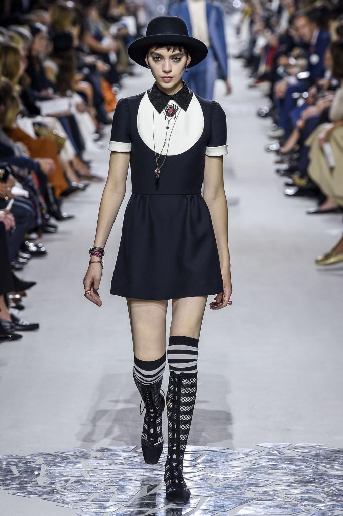 Christian Dior RTW Paris Spring Summer 2018